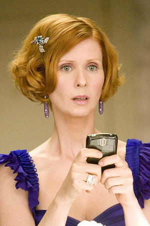 Photo Cynthia Nixon