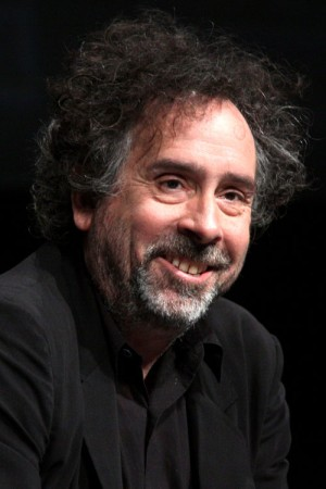Photo Tim Burton