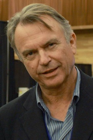 Photo Sam Neill