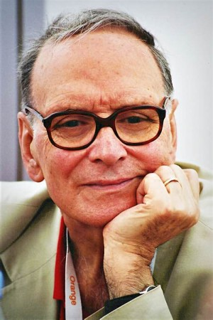Photo Ennio Morricone